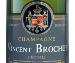 vincent brochet brut premier cru champagne